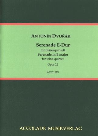 SERENADE in Eb major Op.22 (score & parts)