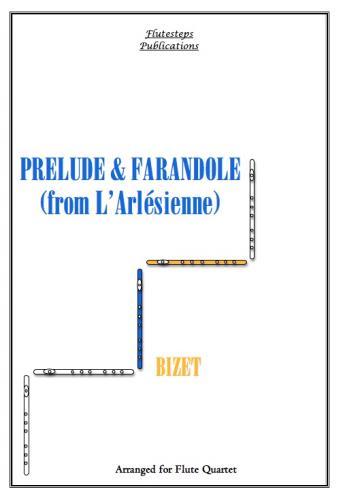 PRELUDE & FARANDOLE (score & parts)