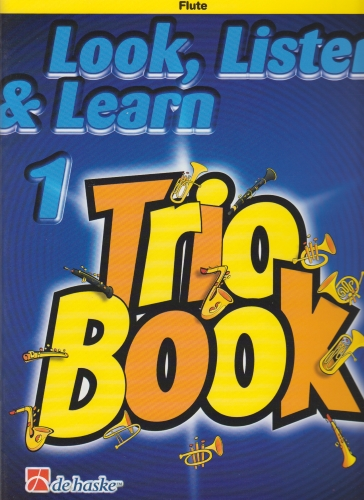 LOOK, LISTEN & LEARN Trio Book 1