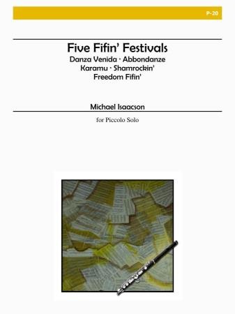 FIVE FIFIN' FESTIVALS