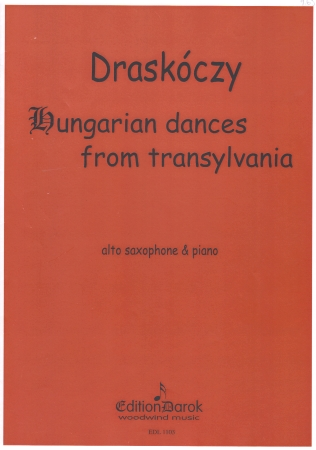 HUNGARIAN DANCES FROM TRANSYLVANIA
