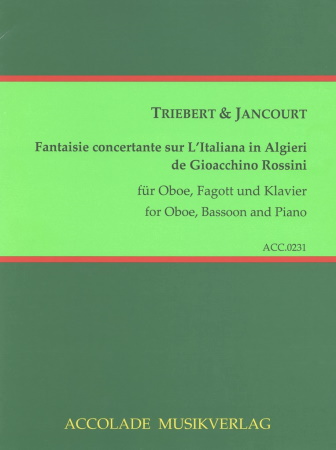 FANTAISIE CONCERTANTE on L'Italiana in Algieri by Rossini