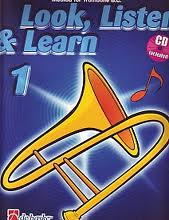 LOOK, LISTEN & LEARN Duo Book 1 bass clef