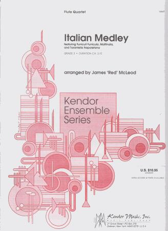 ITALIAN MEDLEY (score & parts)