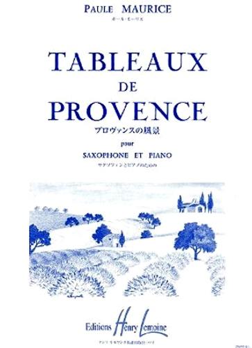 TABLEAUX DE PROVENCE