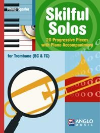 SKILFUL SOLOS + CD (treble/bass clef)