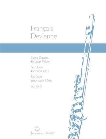 SIX DUETS Op.75 No.2