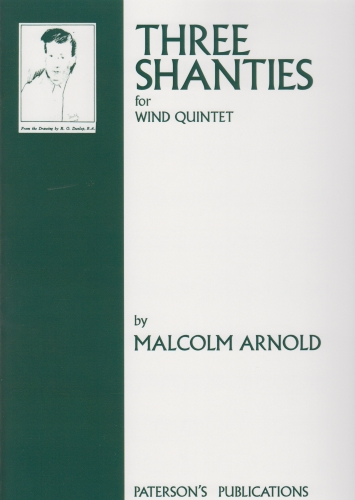 THREE SHANTIES (set of parts)
