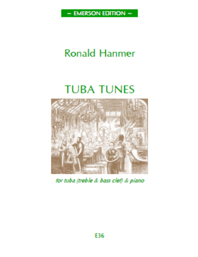 TUBA TUNES (treble/bass clef)