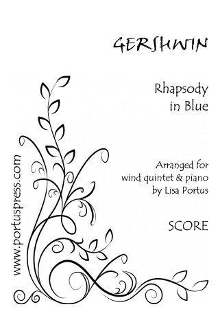 RHAPSODY IN BLUE (score & parts)
