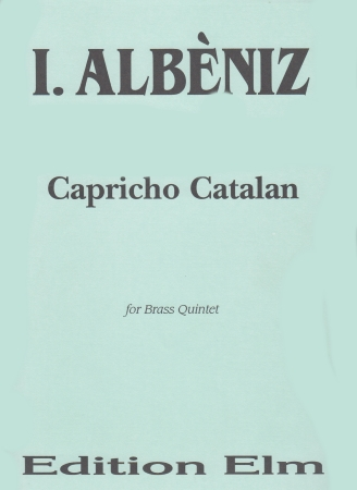 CAPRICHO CATALAN (score & parts)