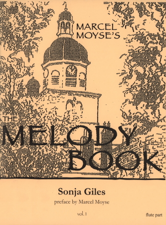 MARCEL MOYSE'S MELODY BOOK Volume 1