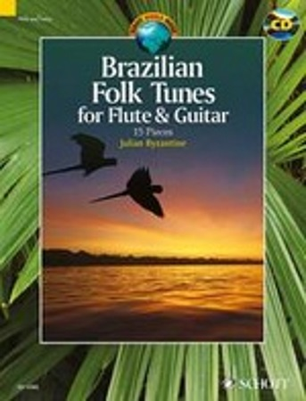 BRAZILIAN FOLK TUNES + CD