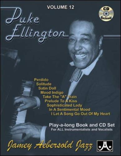 DUKE ELLINGTON Volume 12 + CD