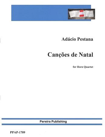 CANÇÕES DE NATAL (score & parts)