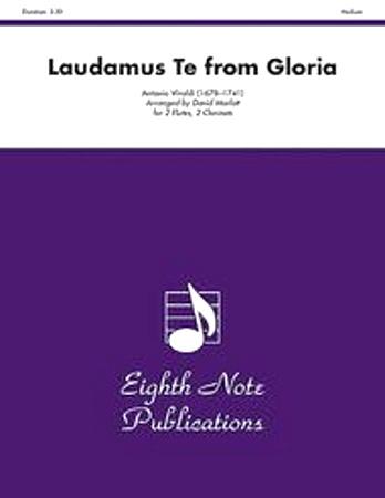 LAUDAMUS TE (score & parts)