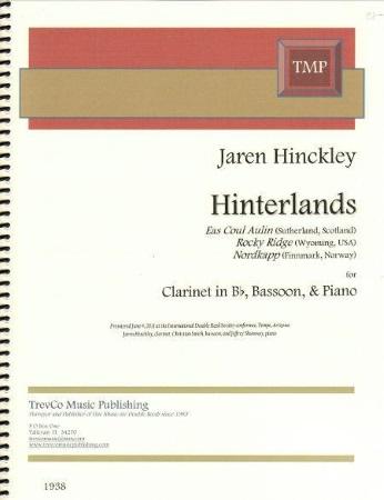 HINTERLANDS (score & parts)