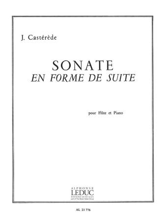 SONATE EN FORME DE SUITE