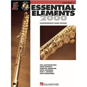 ESSENTIAL ELEMENTS Book 2 + CD