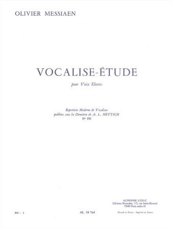 VOCALISE-ETUDE