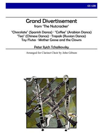 GRAND DIVERTISSEMENT from The Nutcracker
