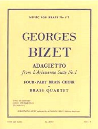 ADAGIETTO from 'L'Arlesienne' Suite No.1