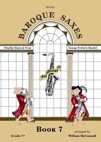 BAROQUE SAXES Book 7