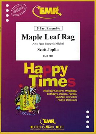 MAPLE LEAF RAG (score & parts)