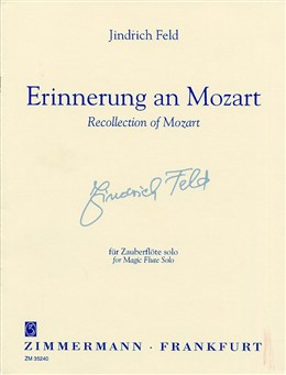 RECOLLECTION OF MOZART