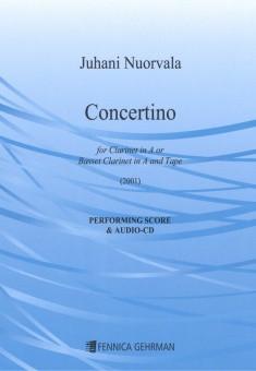 CONCERTINO + CD