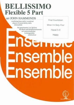 BELLISSIMO (score & parts)