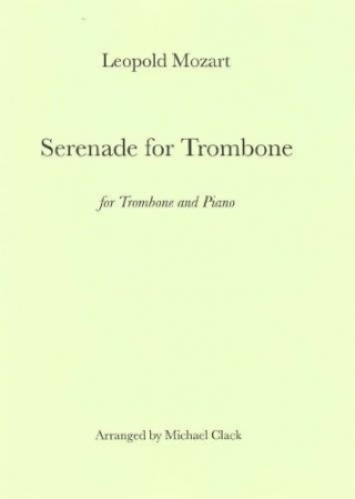 SERENADE FOR TROMBONE (tenor/treble clef)