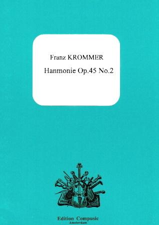 HARMONIE Op.45 No.2