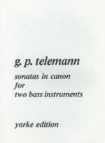 SONATAS IN CANON Volume 1