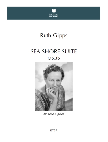 SEA-SHORE SUITE Op.3b