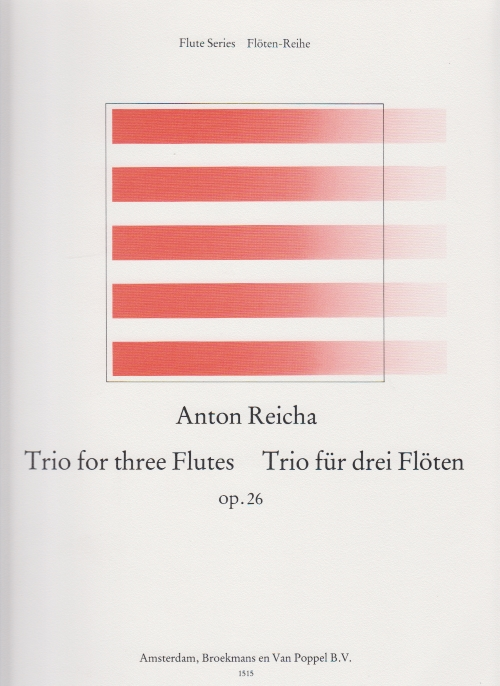 TRIO Op.26 (set of parts)