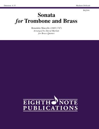 SONATA for Trombone & Brass