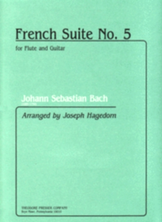 FRENCH SUITE No.5