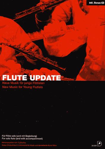 FLUTE UPDATE + CD