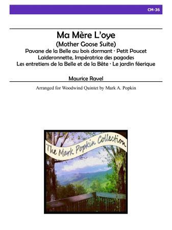 MA MERE L'OYE (score & parts)