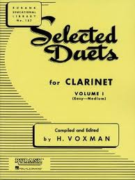 SELECTED DUETS Volume 1