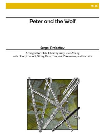 PETER AND THE WOLF with narrator