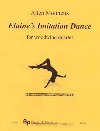 ELAINE'S IMITATION DANCE (score & parts)