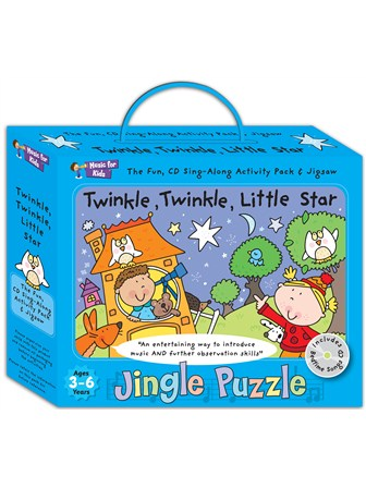 JINGLE PUZZLE Twinkle, Twinkle, Little Star