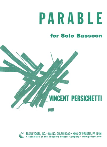 PARABLE Op.110