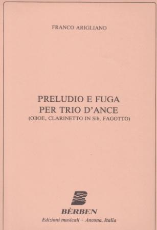 PRELUDIO E FUGA playing score