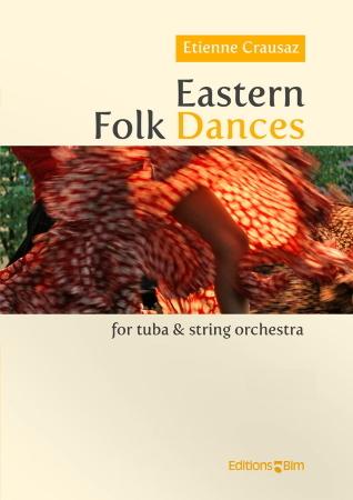EASTERN FOLK DANCES (set of parts)
