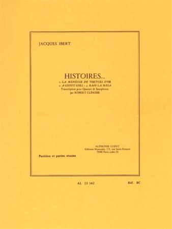 HISTOIRES 3 pieces