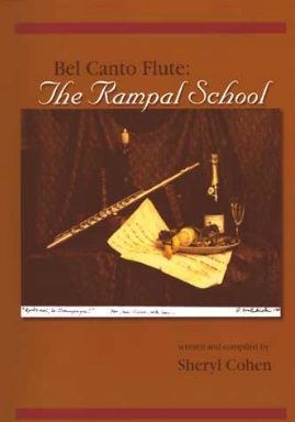 BEL CANTO FLUTE: The Rampal School