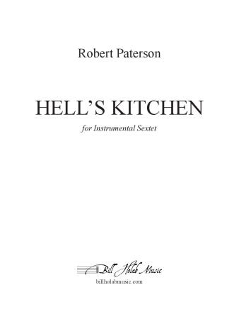 HELL'S KITCHEN score & parts